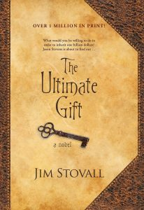 The Ultimate Gift Book Cover